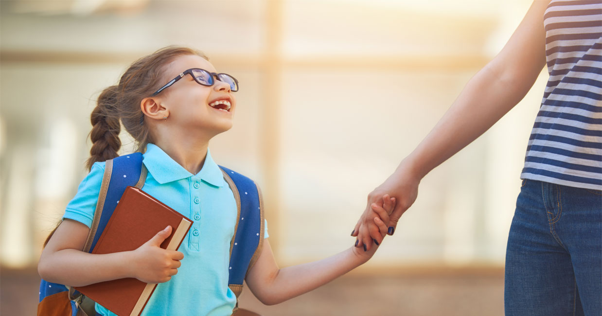 THE HEALTH OF YOUR CHILD: BACK TO SCHOOL WITHOUT STRESS