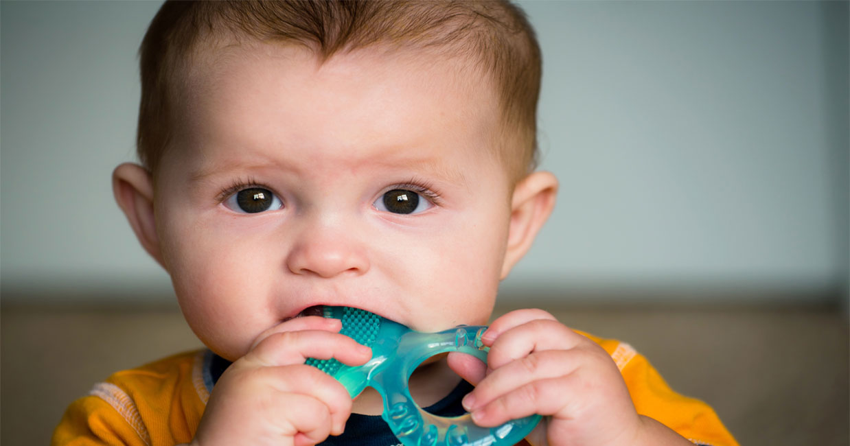 HOW TO RELIEVE A DENTAL THRUST OR TEETHING?